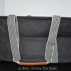 Thirty One Large Utility Tote LTD Canvas NEW